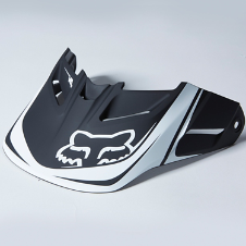 Fox 2014 V4 Carbon Reveal Helmet Visor
