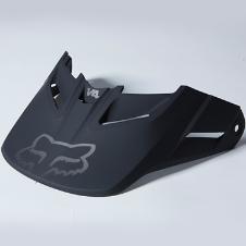 Fox 2014 V4 Matte Carbon Helmet Visor