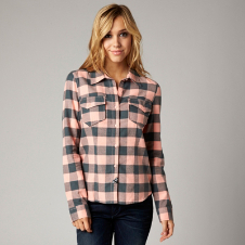 Fox Compass Flannel