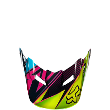 Fox 2014 Youth V1 Radeon Helmet Visor