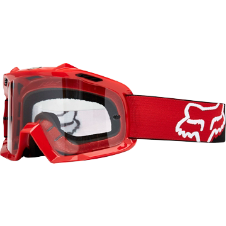 Fox Youth Air Space Goggle - Red