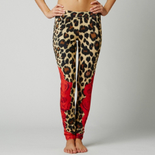 Fox Wildcat Rose Legging