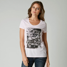 Fox Night Out Tee