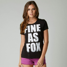 Fox Blown Out Tee
