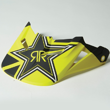 Fox 2014 V1 Rockstar Helmet Visor