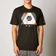 Fox Aqueous s/s Tech Tee