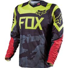 Fox Demo L/S Jersey
