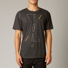 Fox Zip Wing s/s Premium Tee
