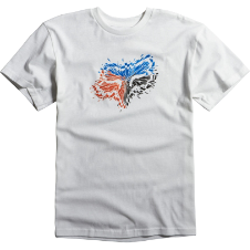 Fox Boys Shimmered s/s Tee