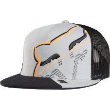 Fox Channel Snapback Hat
