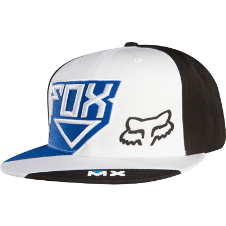 Fox Recruit Snapback Hat