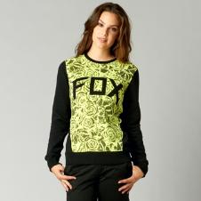 Fox Siren Pullover