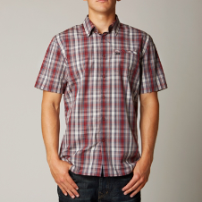 Fox Marcus s/s Woven Shirt
