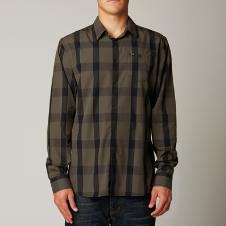 Fox Erik L/S Woven Shirt