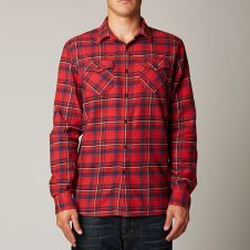 Fox Nico L/S Flannel Shirt