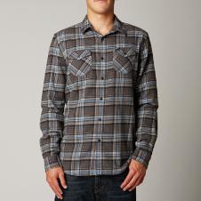 Fox Nico L/S Flannel Shirt