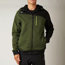 Fox Resist Zip Front Hoody