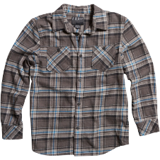 Fox Boys Nico L/S Flannel