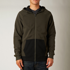 Fox Hurtle Zip Front Hoody