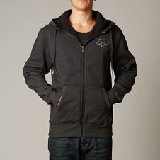 Fox Kounter Sherpa Zip Front Hoody