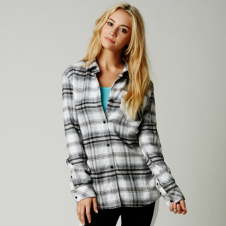 Fox Unkept Flannel