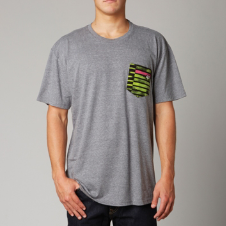 Fox Basis s/s Premium Pocket Tee