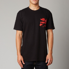 Fox Militant s/s Premium Pocket Tee