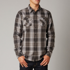 Fox Greasefire L/S Flannel Shirt