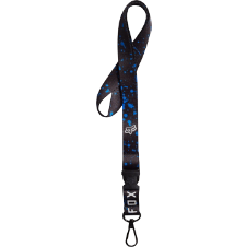 Fox Splat Lanyard