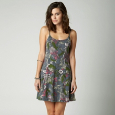 Fox Exotic Skater Dress