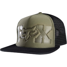 Fox Mixed Snapback Hat
