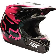 Fox V1 Vandal Helmet