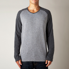 Fox Rusted L/S Knit Tee