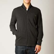 Fox Deluxe Kasmir Zip Front Jacket