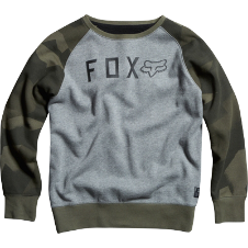Fox Boys Trespass Pullover