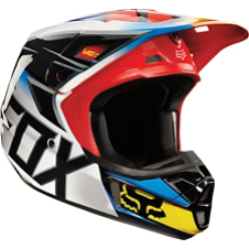 MX15 V2 Race Helmet