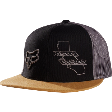 Fox Jointed Snapback Hat