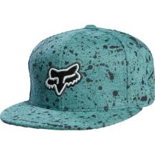 Fox Overlap Snapback Hat