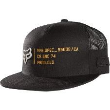 Fox Portal Snapback Hat