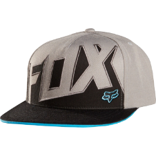 Fox Projector Snapback Hat