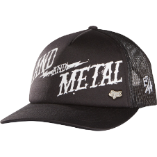Fox Lashback Snapback Hat