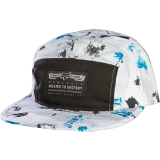 Fox Escape From Cambodia 5 Panel Hat