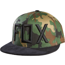 Fox Fannum 210 Fitted Hat