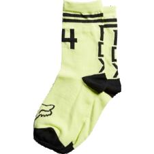 Fox Shock Crew Socks