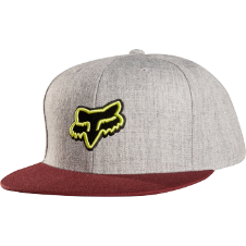Fox Plodding Snapback Hat