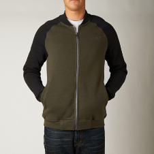 Knoxx Zip Front Jacket