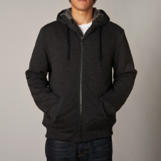 Fox Ranked Sasquatch Zip Front Hoody