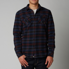 Fox Rancho Mesa L/S Sherpa Flannel Shirt