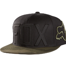 Fox Throne Fitted Hat