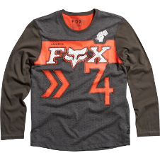 Fox Kids Crowd Please L/S Tee